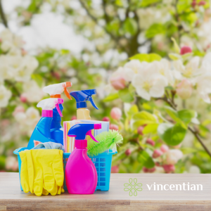 Spring Cleaning for Independent Adults