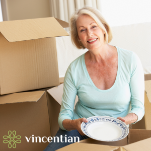 Downsizing Tips Before You Move Into Terrace Place.