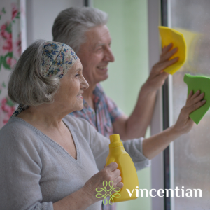 Summer Cleaning for Independent Adults